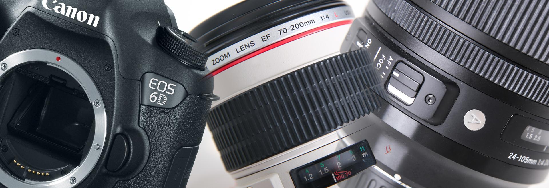 Fotós felszerelés bérelhető