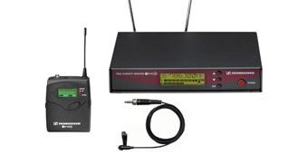 sennheiser microport, vezeték nélküli mikrofon bérlés